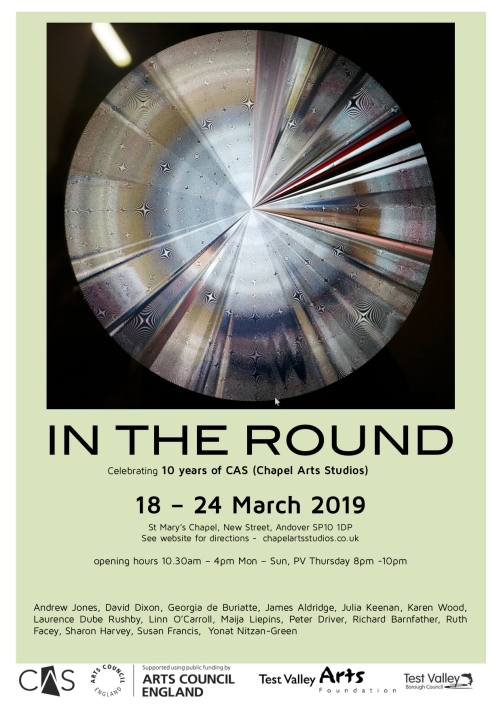 In the Round Poster